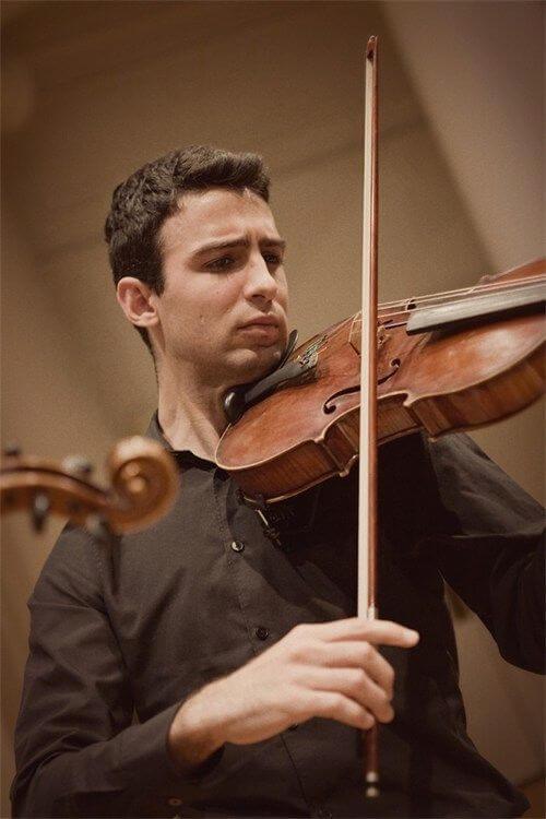 Bruno Silva Cloud Gate String Quartet