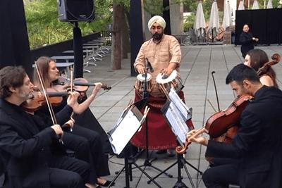 Pop String Quartet Tabla Cloud Gate String Quartet